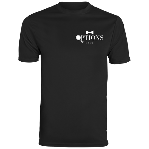 Options Gang Mens Moisture Wicking T-Shirt