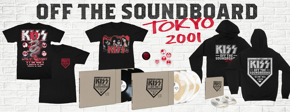 Off the Soundboard: Japan 2001
