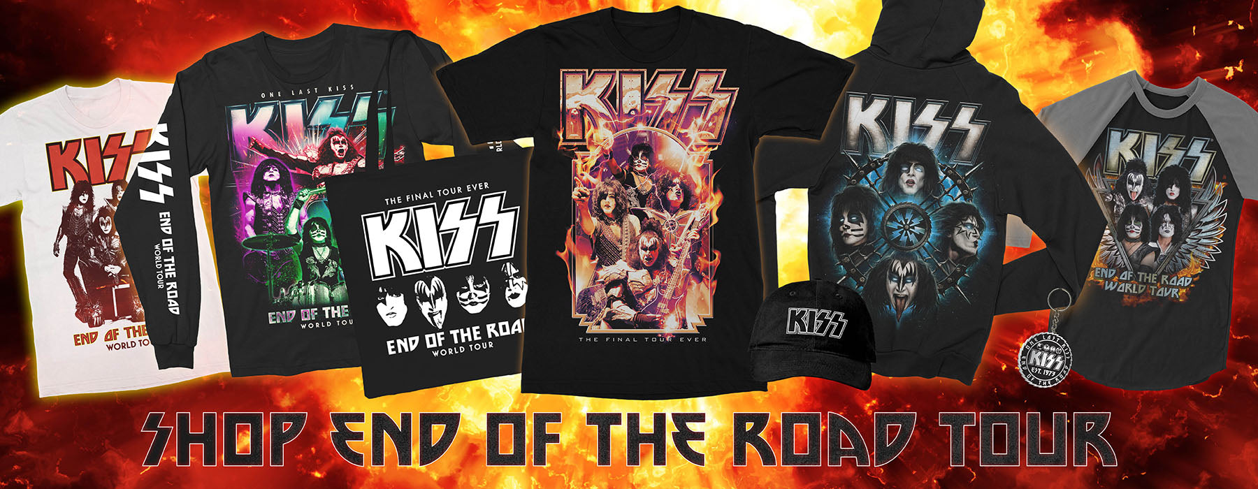 NEW /& OFFICIAL! Kiss /'Dressed to Kill/' Kids T-Shirt