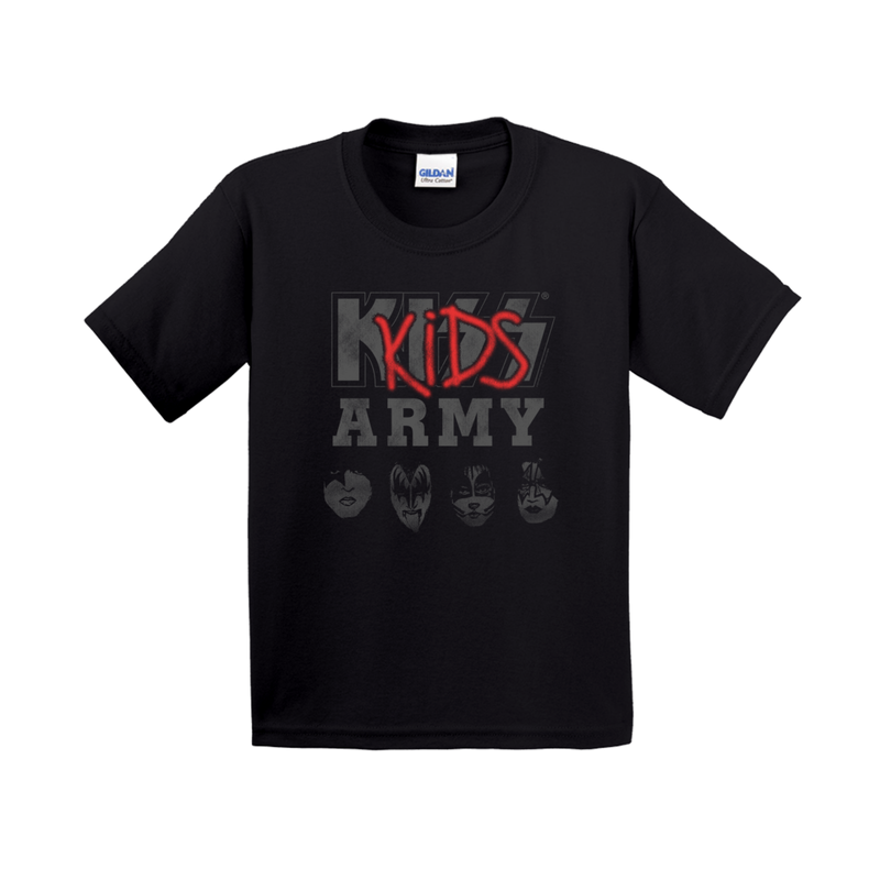 Kids Army T-Shirt (Youth)