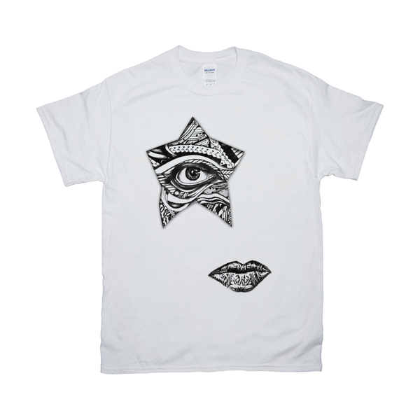 The Tribal Starchild T-Shirt