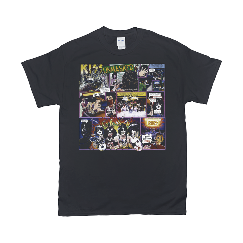 1980 Unmasked T-Shirt