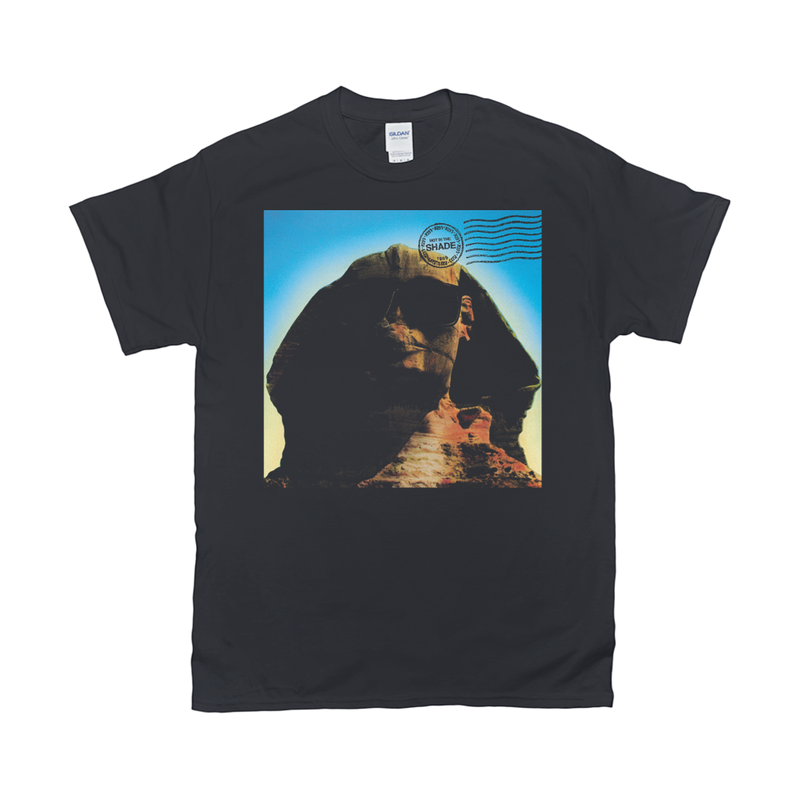 1989 Hot in the Shade T-Shirt