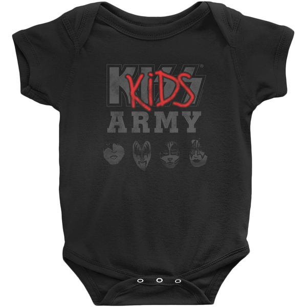 Kids Army Onesie
