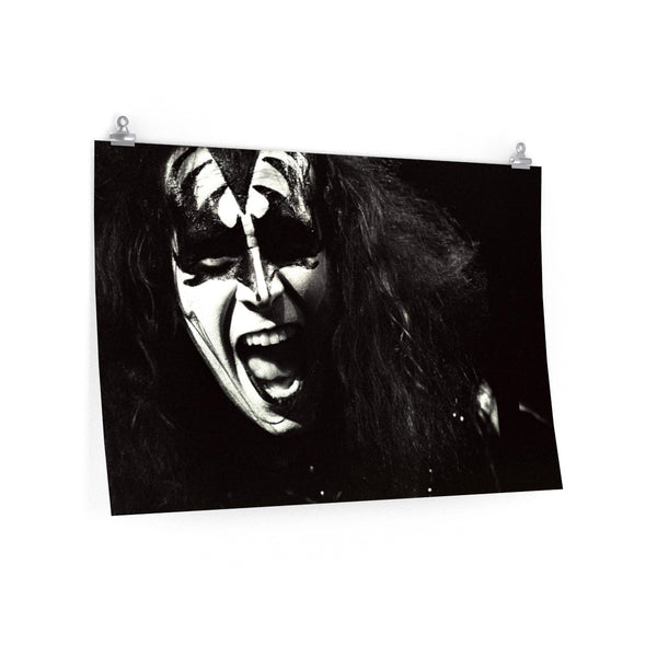 70s The Demon Litho