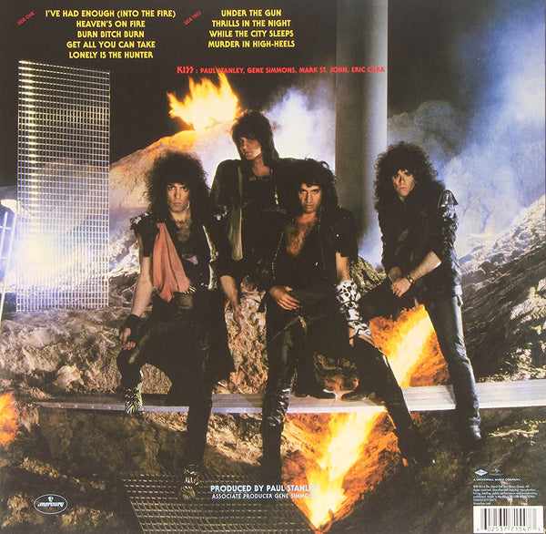 Animalize LP