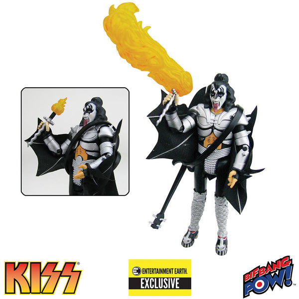 KISS Destroyer The Demon with Fire