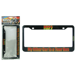 My Other Car is a Tour Bus License Plate Frame