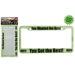You Wanted the Best License Plate Frame