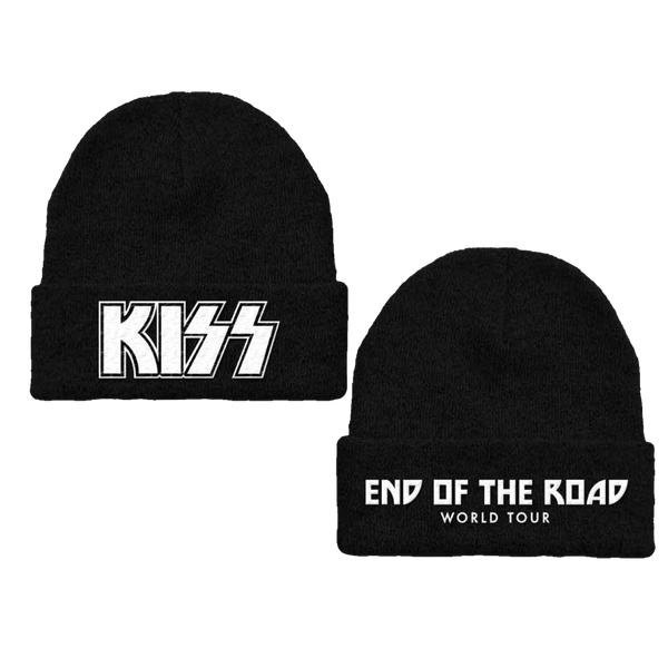 3d27d275f EOTR Beanie | Tour Collection | KISS End Of The Road Store