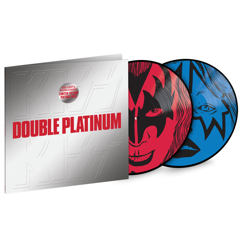 Double Platinum Limited Edition Picture Disc