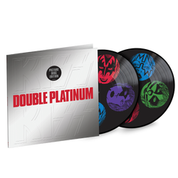 Double Platinum Picture Disc