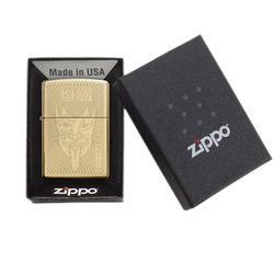 Hotter Than Hell Zippo Lighter