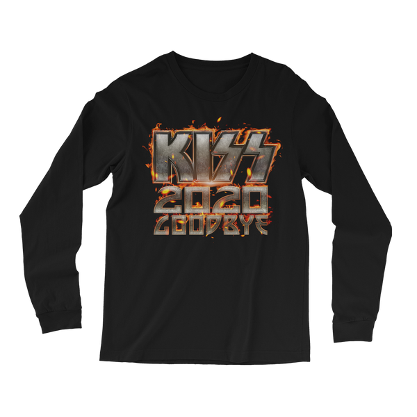 KISS 2020 Goodbye Long Sleeve