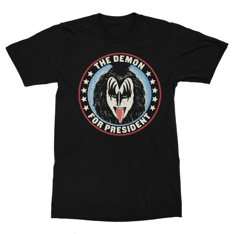 The Demon for President T-Shirt
