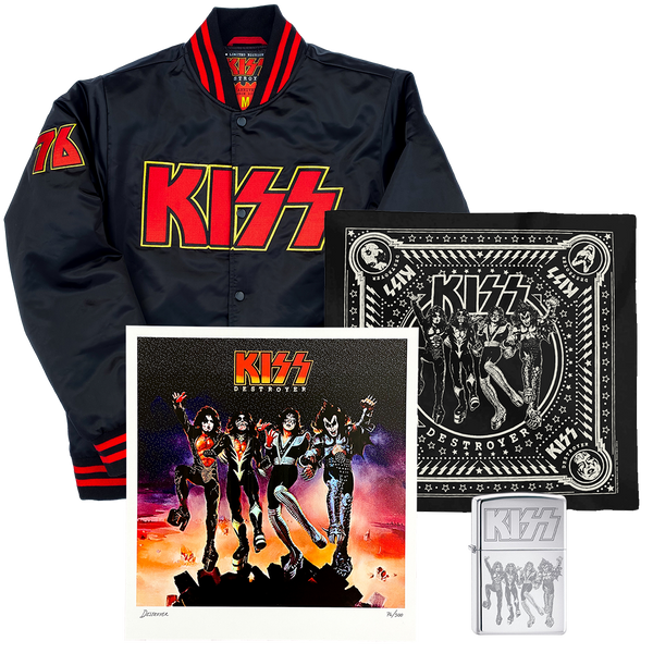 Destroyer 45th Anniversary Bundle