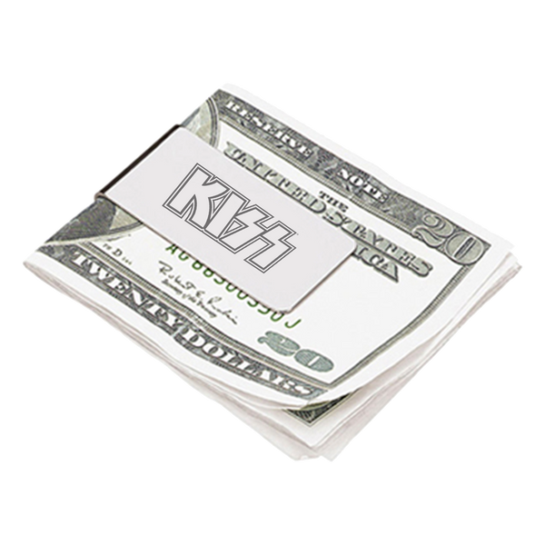 KISS Money Clip