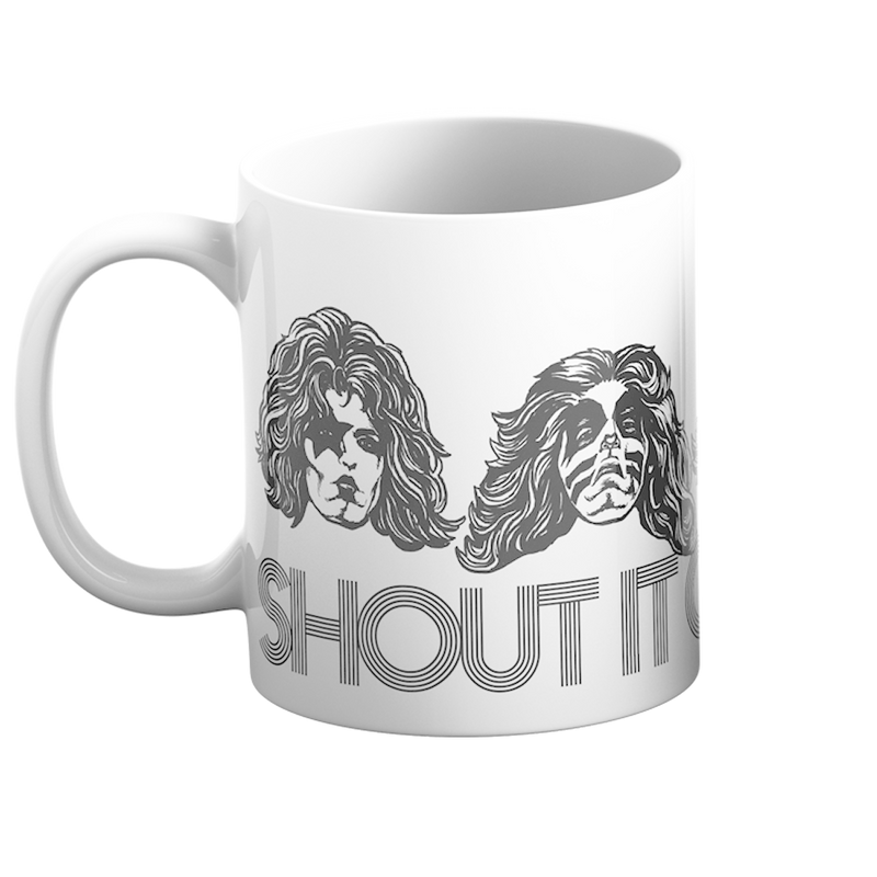 Shout It Out Loud Mug