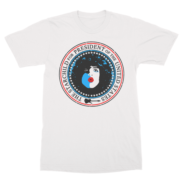 The Starchild for President T-Shirt
