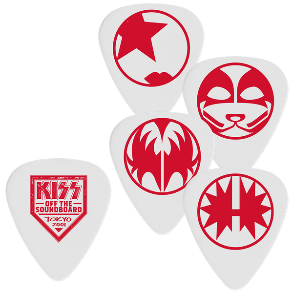 Off the Soundboard Guitar Pick Set