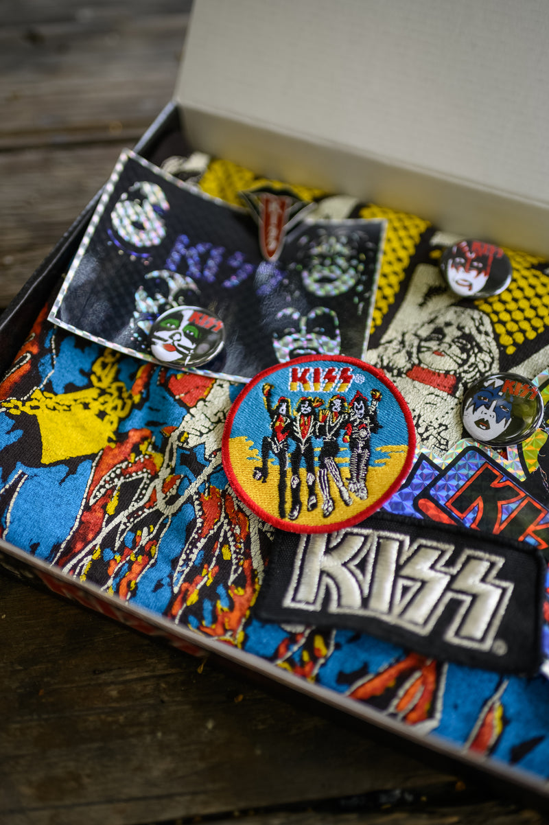 KISS Collectors Edition Box Set