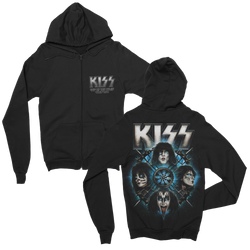 Black Diamond Tour Zip Hoodie