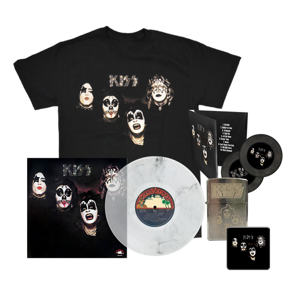 KISS 45th Anniversary Gold Bundle