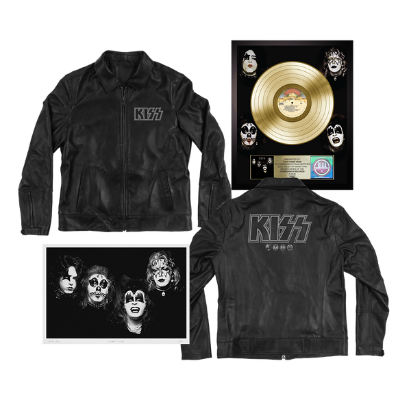 KISS 45th Anniversary Platinum Bundle