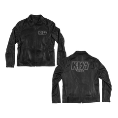 KISS Authentic Leather Jacket