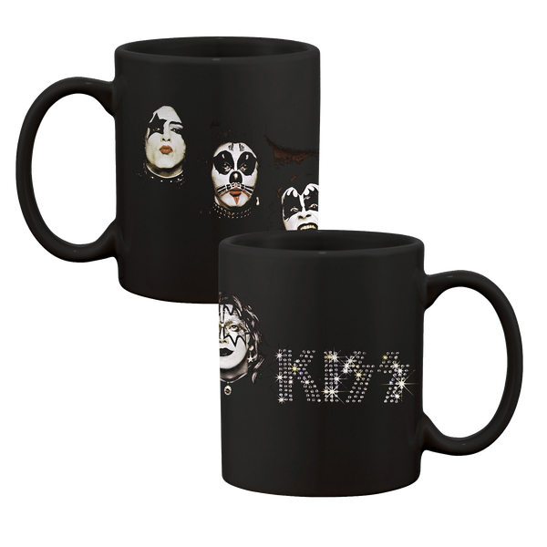 KISS 45th Anniversary Mug