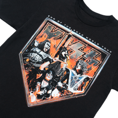 KISS Black Army T-Shirt