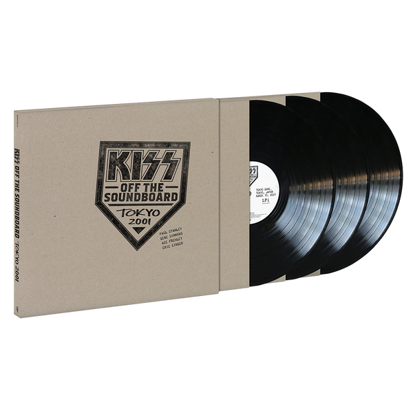 Off The Soundboard: Tokyo 2001 3LP Box Set