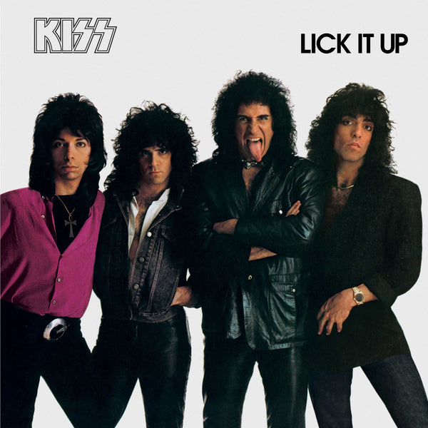 Lick It Up LP