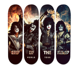 EOTR Collectible Skateboard Deck Set