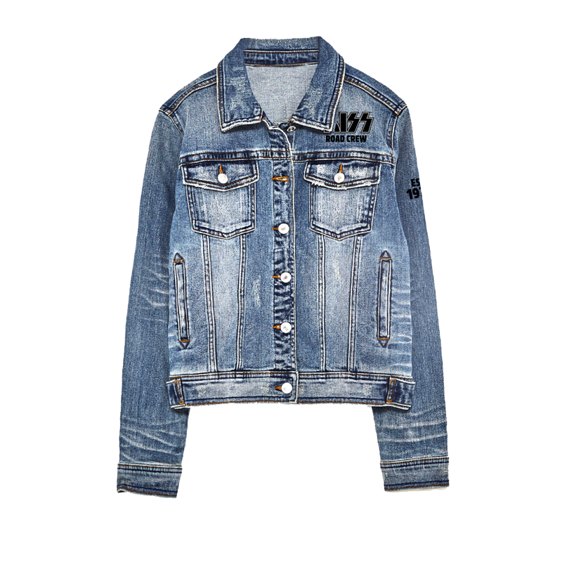 Road Crew Denim Jacket