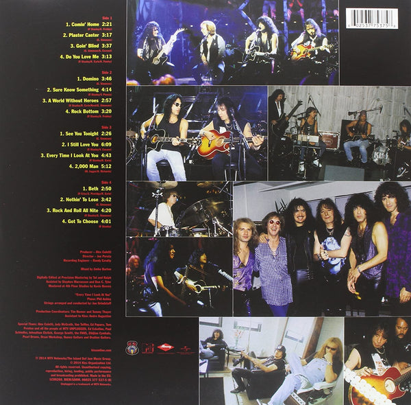 MTV Unplugged 2LP
