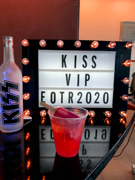 2020 KISS End of the Road Silver VIP Package