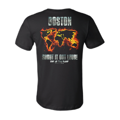Boston - EOTR Tour T-Shirt