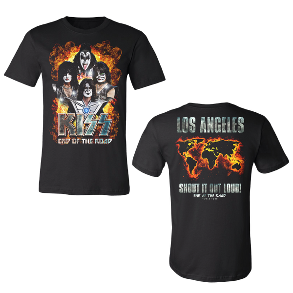 Los Angeles - EOTR Tour T-Shirt