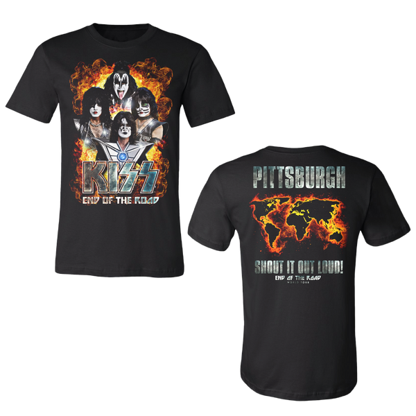 Pittsburgh - EOTR Tour Tee