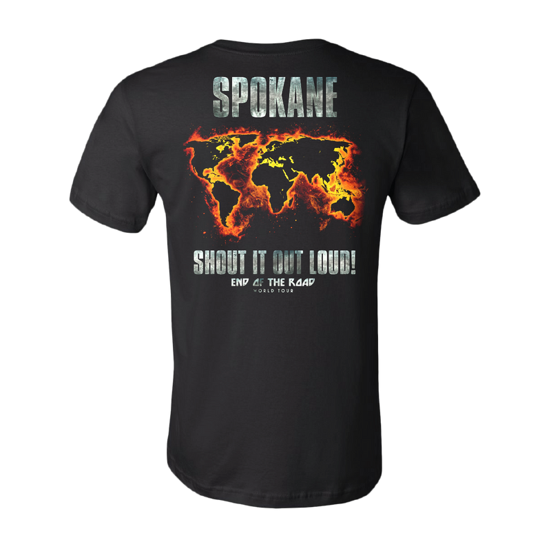 Spokane - EOTR Tour T-Shirt