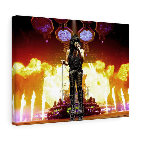 The Starchild III Canvas