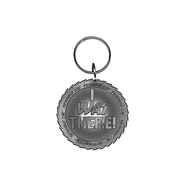 'I Was There' Tour Keychain