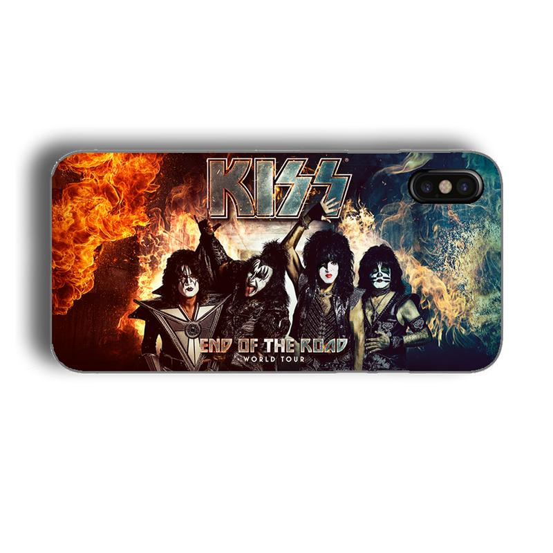 End of the Road Phone Case