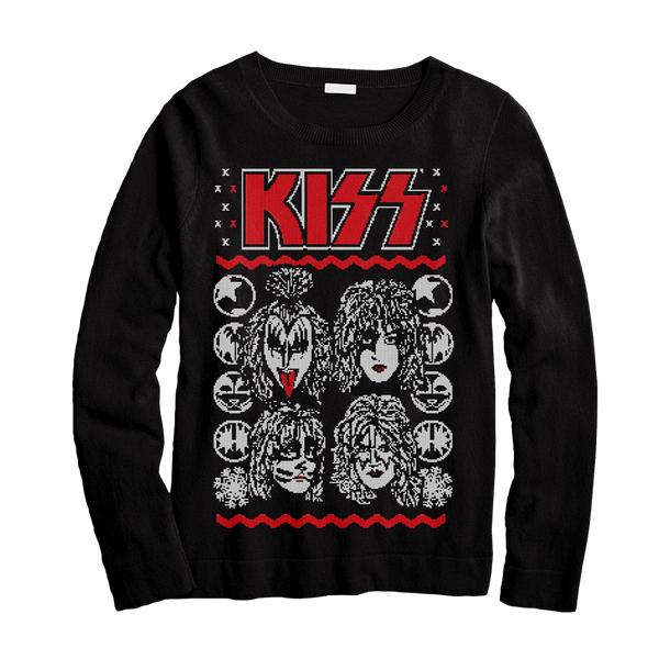 KISSmas Sweater