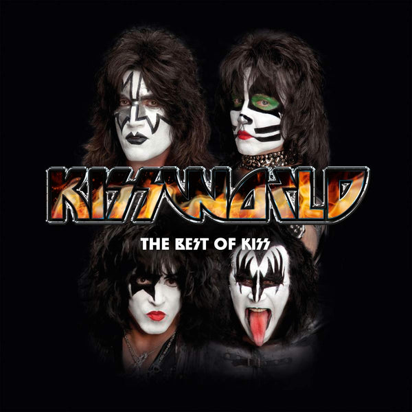 KISSworld The Best of KISS 2LP