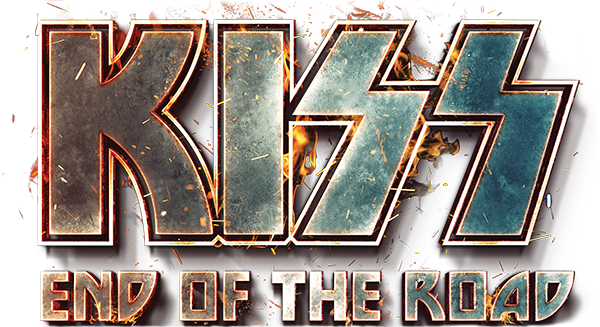 KISS End Of The Road Store logo