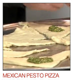 Salsa Queen Mexican Pesto Pizza