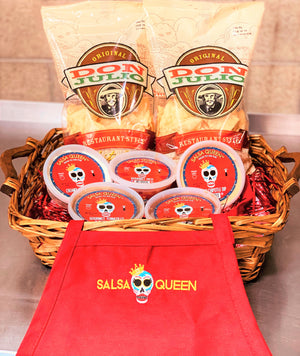 Gift Basket - Plus - Salsa Queen