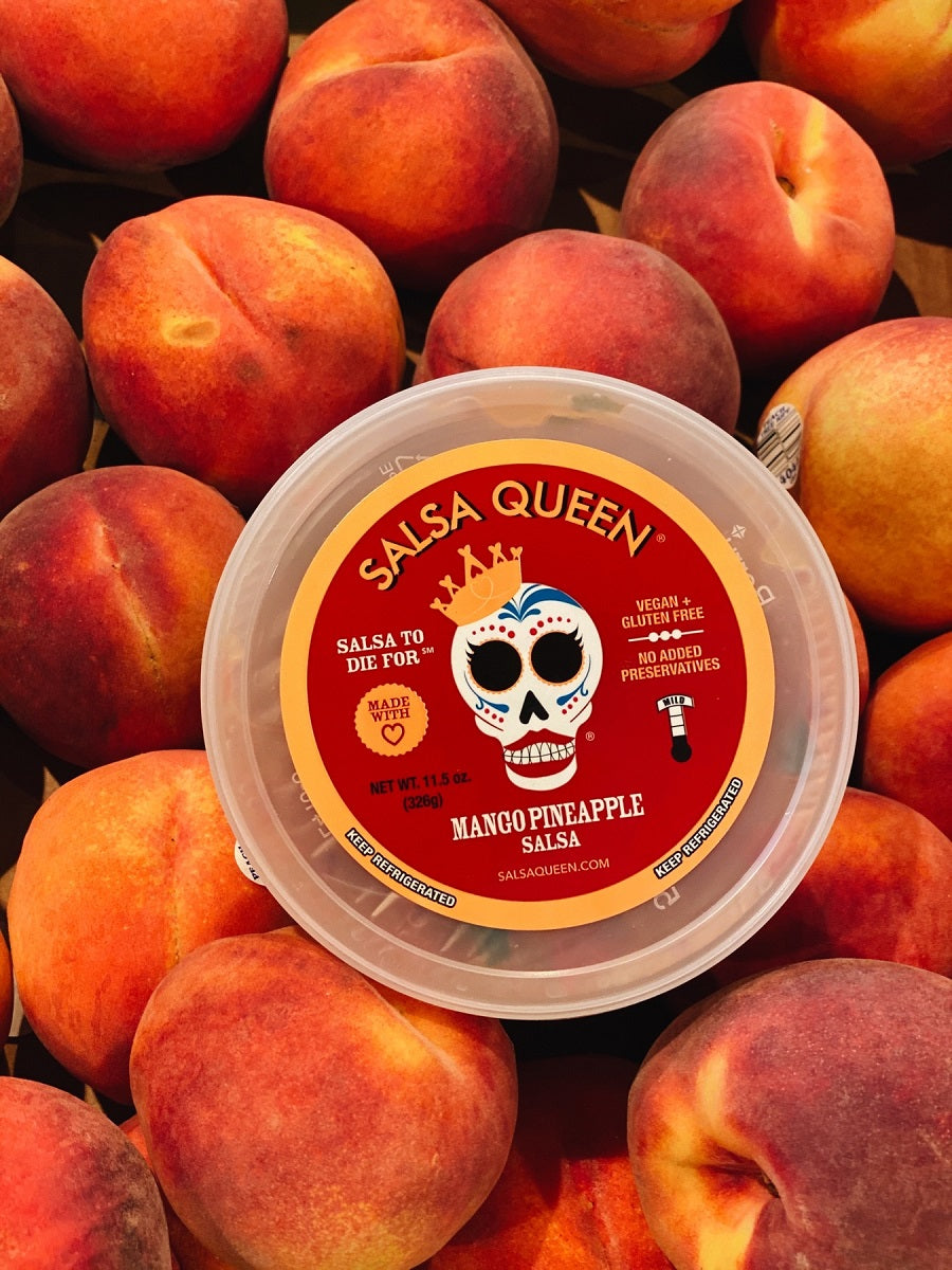 Mango Pineapple - Salsa Queen